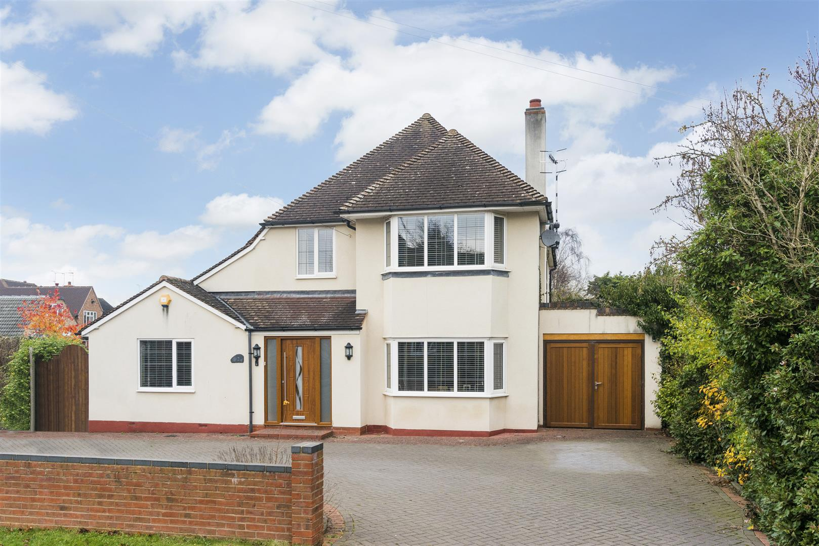 4 Bedrooms Detached House for sale in Saintbury Close, Stratford-Upon-Avon